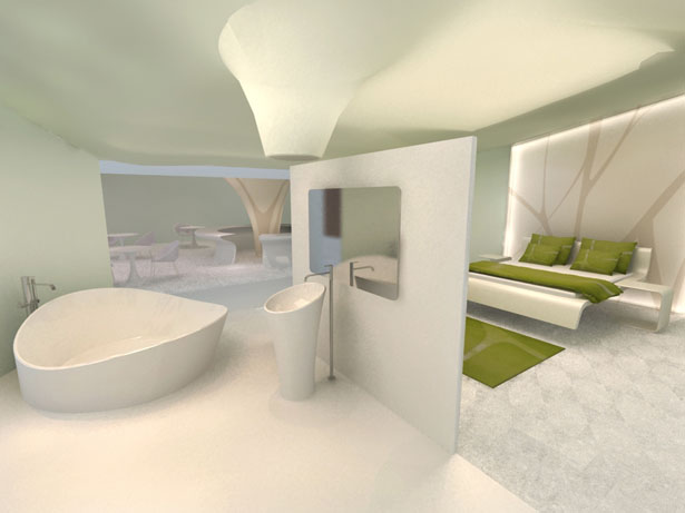 Future Hotel White by Well-Tech