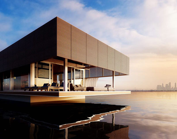 Future Houseboat by waterlovt