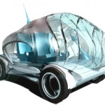 Futuristic Car Concept by Dr. Mitchell Joachim
