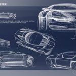 Futuristic Concept Car Proposal for MG by Arash Shahbaz