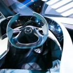 Top Ten Futuristic Dashboard from Paris Motor Show 2008