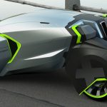 Futuristic LADA L-ego Electric Vehicle Concept by Gleb Danilov