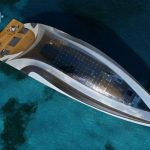 LEAF: Futuristic 30m Submarine Superyacht Concept Is Able to Reach a Depth of 100meters