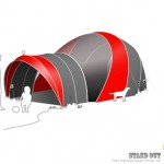 Let's Go Camping with G-Tent