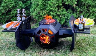 Galaxy Grill Boosts Your BBQ Experience in an Exciting Way