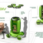 Gamaru Smart and Dynamic Mailbox Station by Edgar Andres Sarmiento