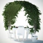 Garden Unique Bye Bye Wind : Enjoy Outdoor Dining Without Having To Worry About The Wind