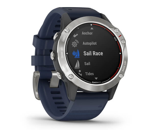 Garmin Quantix 6 Marine GPS Smartwatch for Life on Water