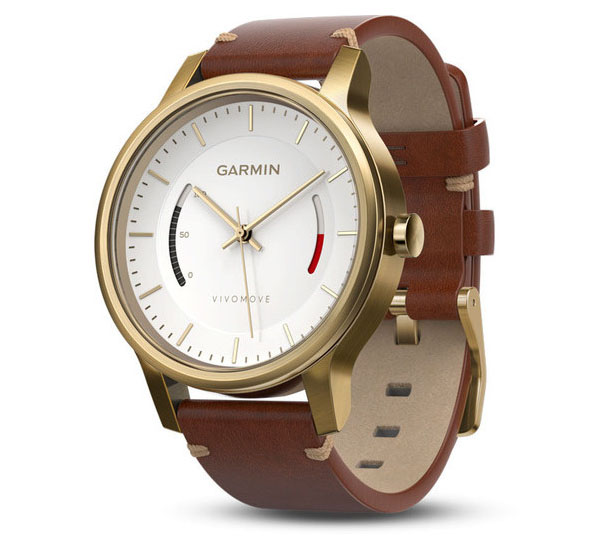 Garmin Vívomove Activity Tracking Analog Watch