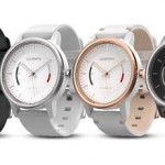 Garmin Vívomove Activity Tracking Analog Watch Features Conventional Design
