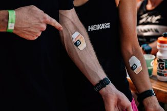 Gatorade GX Sweat Patch Measures Athlete's Sweat and Sodium Rate