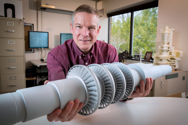 GE Mini Turbine - Future Energy