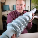 GE Small Turbine Can Power a Small Town