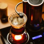 GEESAA Smart Pour-Over Coffee Maker