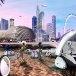 Gemini Future Mobility Vehicle for Metropolitan Area of Singapore