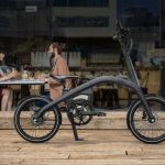 General Motors ARĪV Electric Bicycles: Meld and Merge