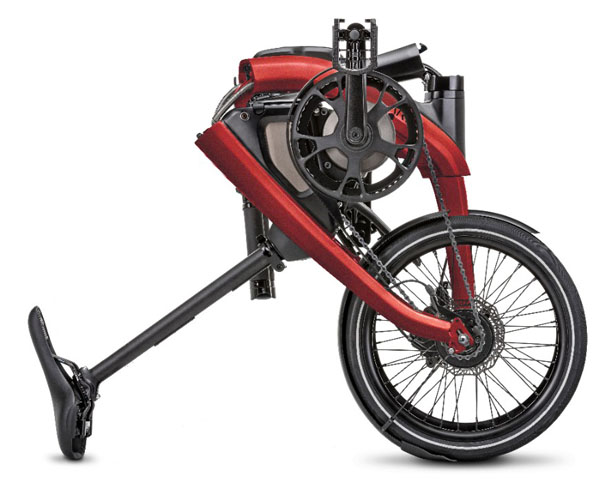 General Motors ARĪV Electric Bicycle