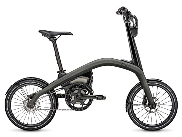 General Motors ARIV Electric Bicycle
