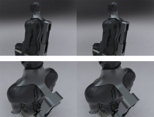 3D Scanner from Generation P Movie