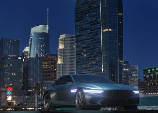 Genesis X Concept Is Based on Gran Turismo Electric Car Design