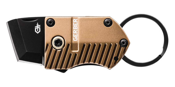 Gerber Key Note is a Cute Compact Keychain Knife