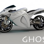 "Ghost Concept Motorcycle was Inspired by ""Ghost Rider"" and Flying Falcon"