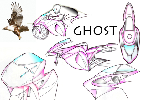ghost aerodynamic bike