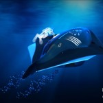 GhostManta Submersible Vehicle to Document Marine Life in 3D