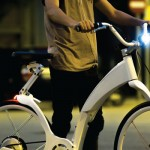 Stylish Gi FlyBike Folding Electric Bike for Urban Commuting