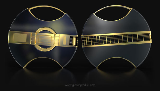 Gibson Concept 909 Music Instrument