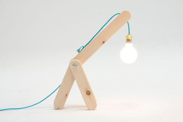 GIFU Lamps by Maria del Pilar Velasco and Pau Stephens