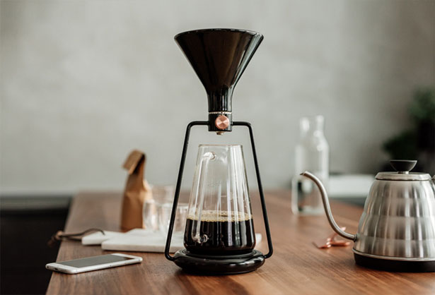 Gina Smart Coffee Instrument by Goat Story