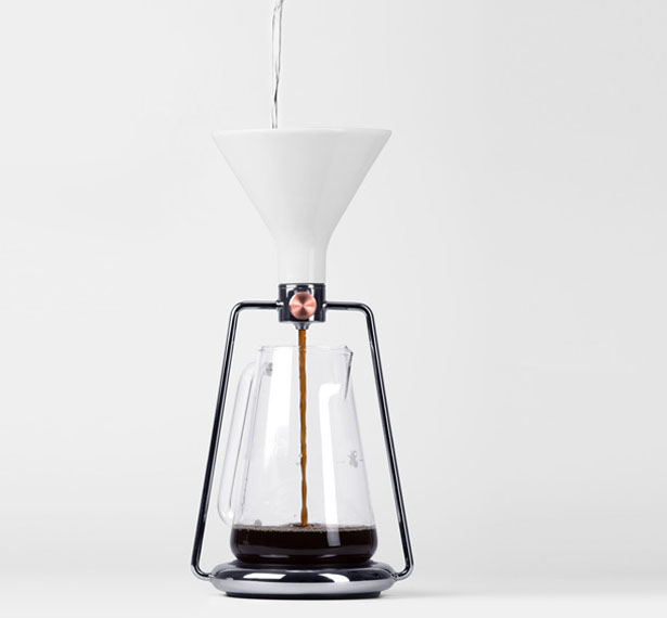 Gina Smart Coffee Instrument For Three Different Brewing Methods Tuvie