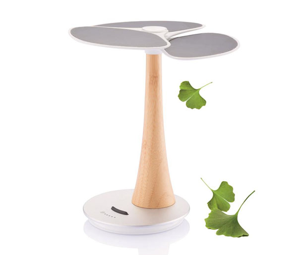 Ginkgo Solar Tree 4000mAh by XD Design