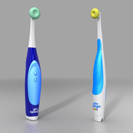 giro sponge tooth brush