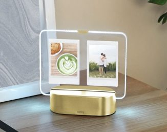 Glo Instant Picture Frame Makes Your Memories Shine