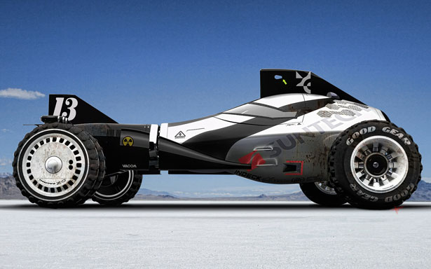 Global Spirit Racing - Future Racing Car