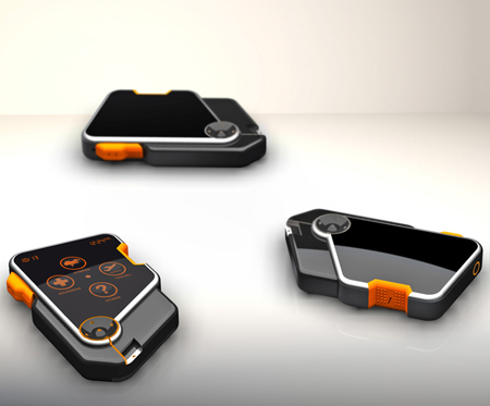 glucogrip detects your glucose level in blood