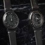 Gnomon : Sundial Inspired Watch by James Thurston