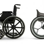 Go 3D Printed Wheelchair by LayerLAB