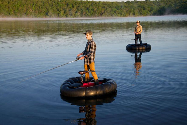 GoBoat : Personal, Highly Portable Watercraft