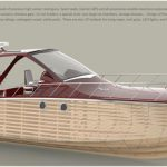 Golden Marlyn Wooden Yacht Specially Designed for Sports Fishing