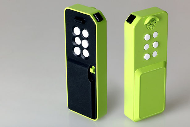 Golden Pin Design Award 2014 - Dotty-Braille Learning Aids by Pegatron Corporation