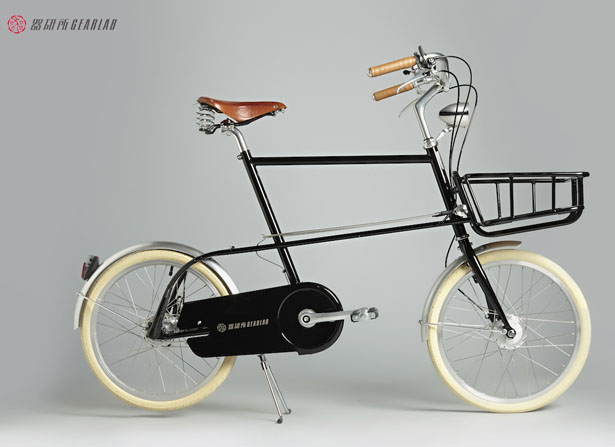 Golden Pin Design Award 2014 Winners - Espresso Urban Bike