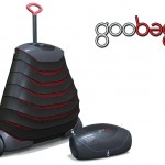 Goobag Fully Collapsible Luggage Bag for Frequent Travelers