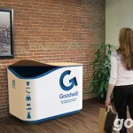 Goodwill goBIN : Donating Textiles Is Easier and More Convenient