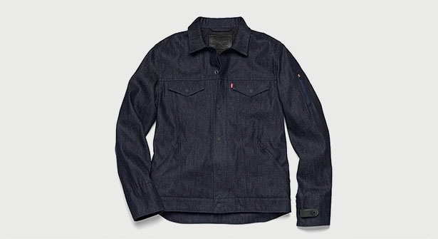 Google Project Jacquard In Collaboration with Levi's