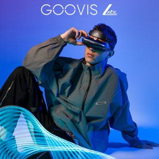 GOOVIS LITE – Your Personal 600-Inch Virtual Screen of 3D Cinema