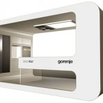 Gorenje Futuristic Kitchen by Ora Ito