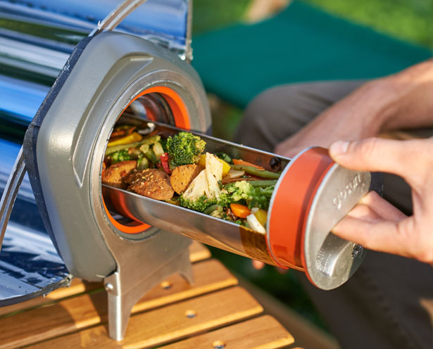 GoSun Fusion Solar Powered Electric Oven
